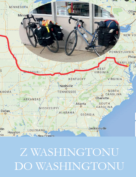 Z Washingtonu do Washingtonu