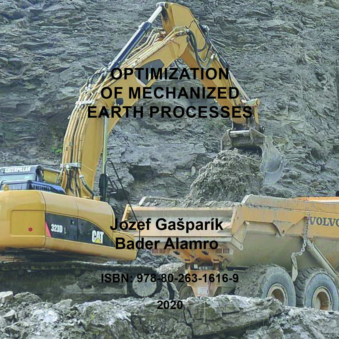 Optimization of mechanized earth processes